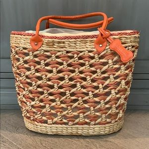 Handbags - NWOT East Side Collection pet carrier tote